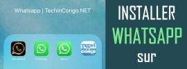 Comment installer WhatsApp sur votre iPad sans Jailbreak et sans iPhone