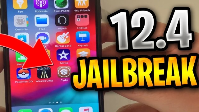 Jailbreak for iOS 12 4 is now available! - Tech in Deep