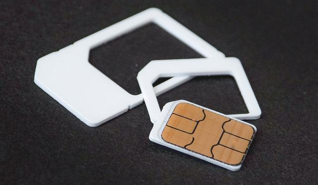 eSIM different SIM card sizes