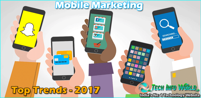 Mobile Marketing Trends 2017