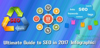 The Ultimate Guide to SEO in 2017 (Infographic)