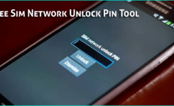 Free Sim Network Unlock Pin Tool