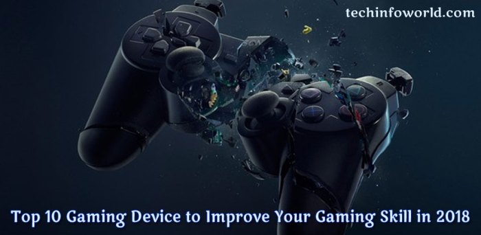 gaming device 2018