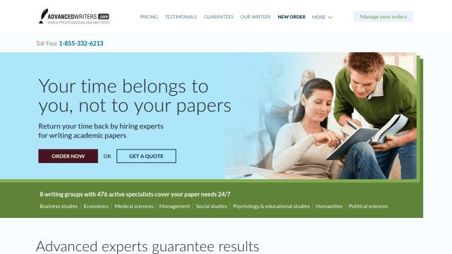 Academic Writing Helpers