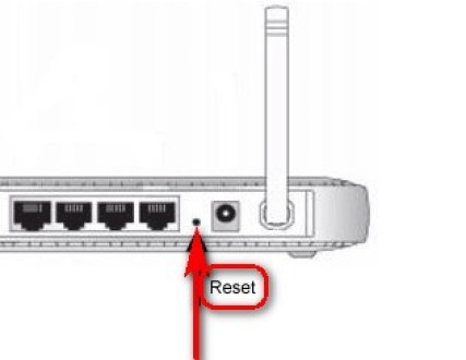 Reset or Restart your Router