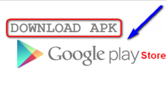 Download APK files of Google Play Store
