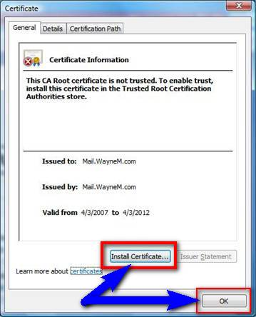 FiXED] NET:: ERR_CERT_AUTHORITY_INVALID Chrome Error Issue