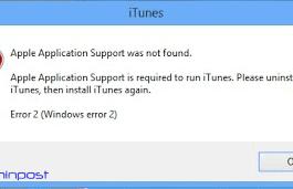 Error Code 2