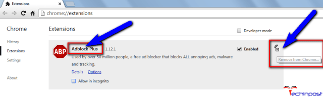 Unblock the Ad-Blocker Extensions