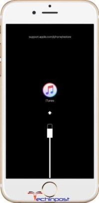 Erase your iPhone Device with Recovery Mode
