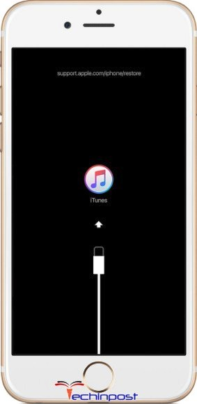 Erase your iPhone Device with Recovery Mode Forgot iPhone Passcode