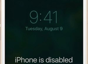 Forgot Passcode for iPhone