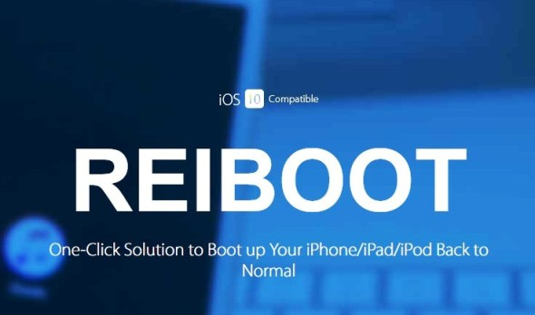 """Tenorshare """"ReiBoot"""" Software"""