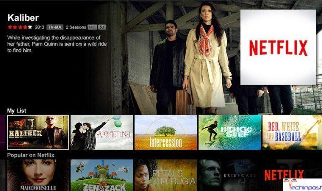 Update the Netflix Application