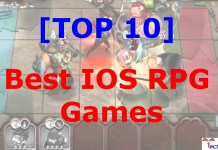 Best IOS RPG Games