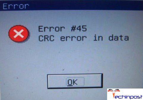 Code 45