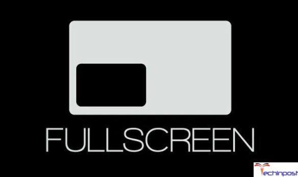 How to Go Full Screen on Windows