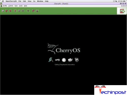 CherryOS MAC Emulator for Windows