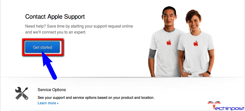 Contact Official Apple Support Team iPod Touch Screen Not Working
