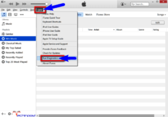 Do Common iTunes Fixes Tests