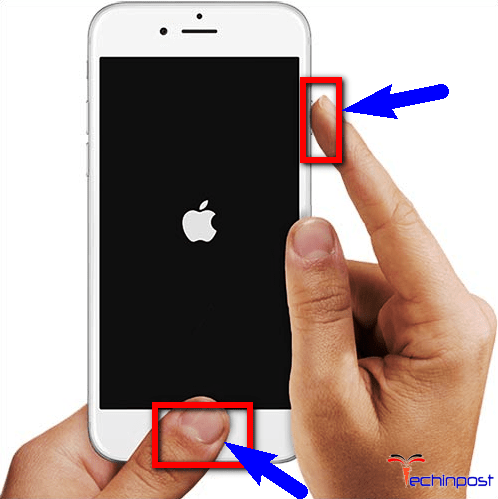 Power Cycle your iPhone Device