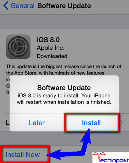 Update the IOS Software There was an Error Connecting to the Apple ID Server