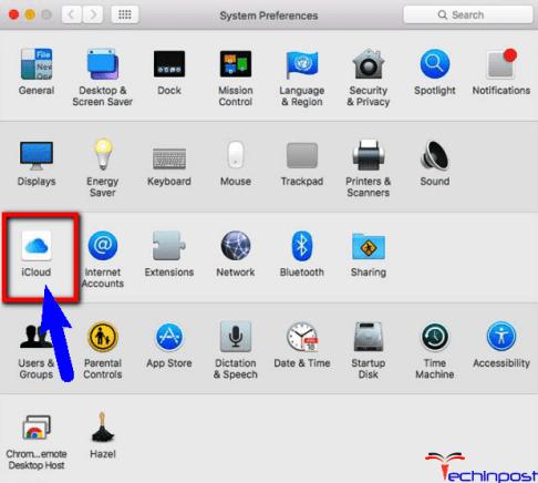Update your Password in MacOS Sierra