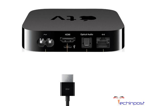 Unplug & Plug it again your Apple TV Wire