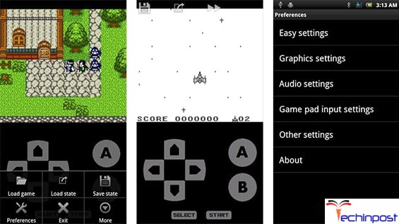 John GBC (GBC Emulator) PS3 Emulator for Android