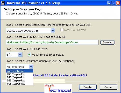 Using PC Repair Toolkit How to Make Bootable USB