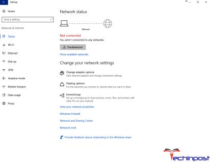 Ensure a Stable Internet Connection