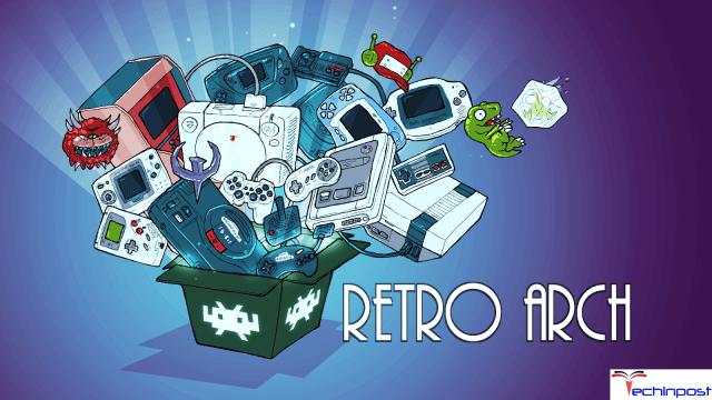 Retro Arch 3DS Emulator for PC