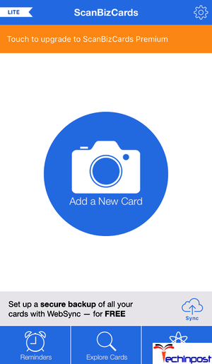 Latest best business card app applications 2018 free paid this is a powerful business card scanner application available in the market though there is a free lite version of this business card app available in the colourmoves