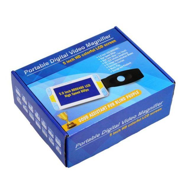 VD500 Portable Digital Video Magnifier