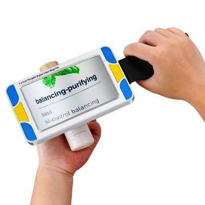 VD500 Portable Digital Video Magnifier Connectivity