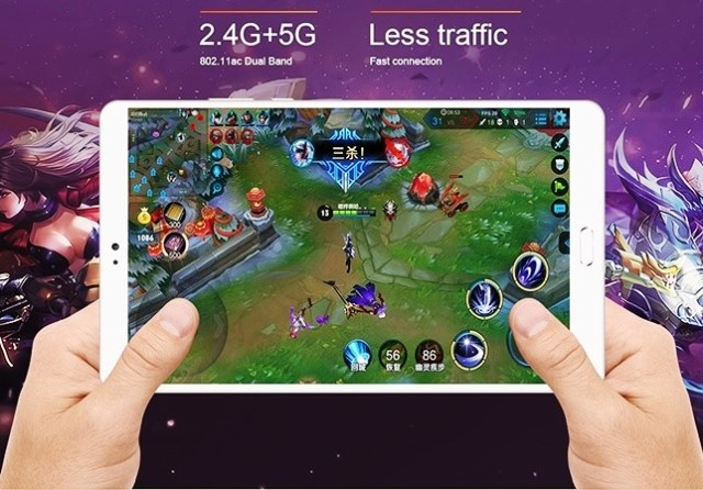 Teclast Master T8 Connectivity