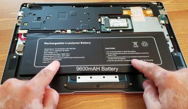 Jumper Ezbook 3 Se Battery