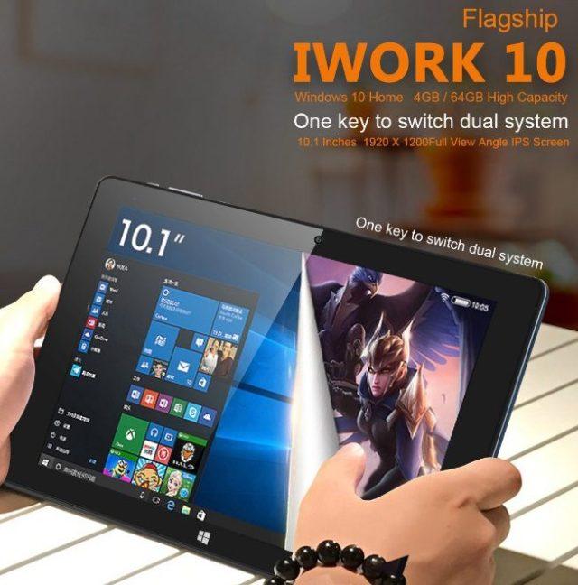 ALLDOCUBE iWork 10 Pro Extra Accessories