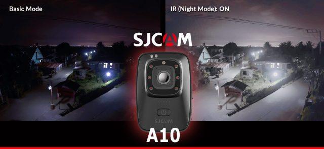 SJCAM A10