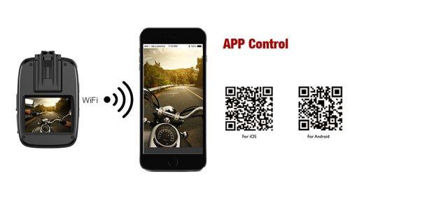 SJCAM A10 App Control