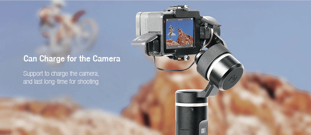FY Feiyutech G6 Gimbal Stabilizer Charge Camera