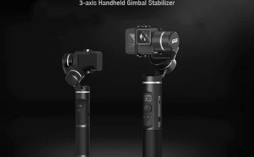 FY Feiyutech G6 Gimbal Stabilizer Look