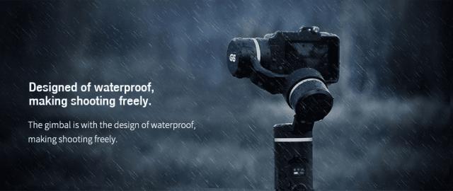 FY Feiyutech G6 Gimbal Stabilizer Waterproof