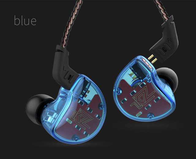 KZ ZS10 Hifi Earphone Mids and vocals