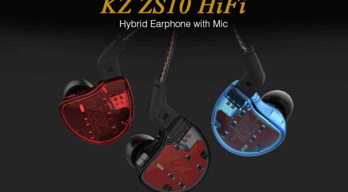 KZ ZS10 Hifi Earphone