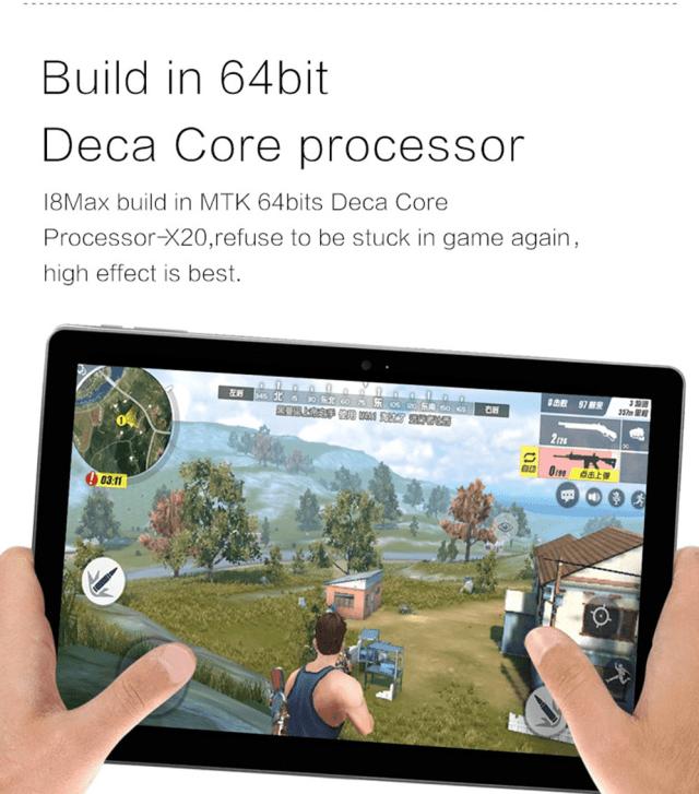 VoYo i8 Max Processor
