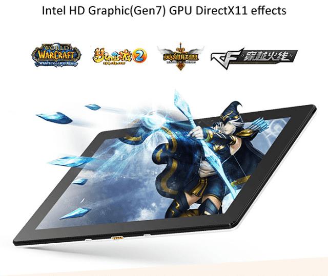 Voyo WInpad A9 GPU