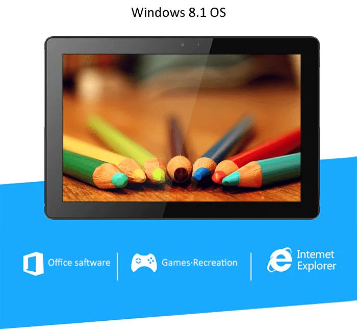 Voyo WInpad A9 OS