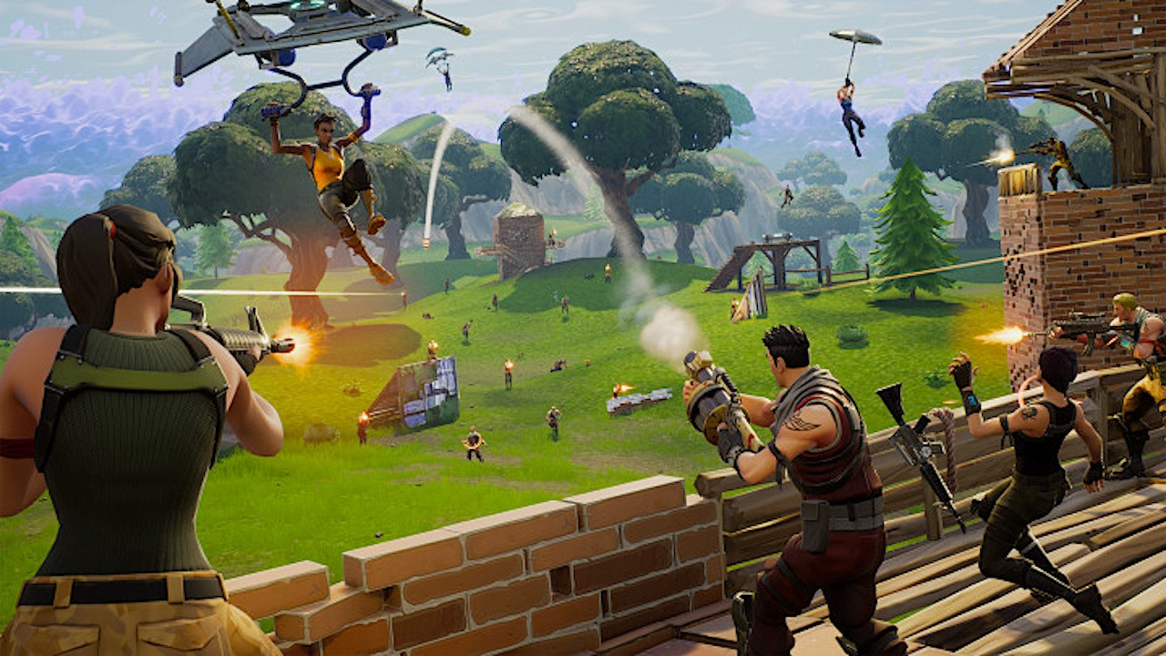 When is titled tower being removed Fornite Game Model