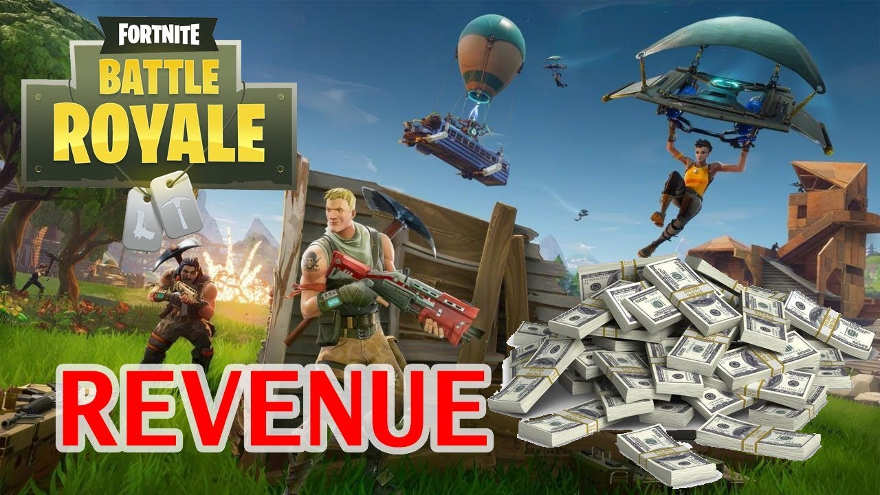 When is titled tower being removed Fornite Revenue